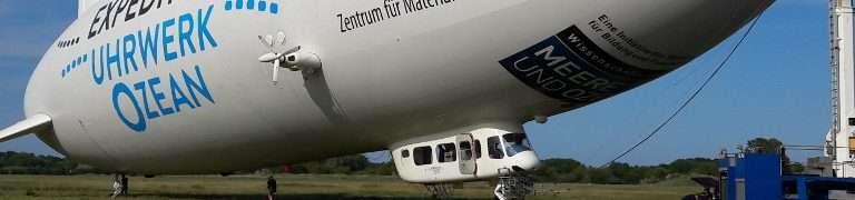 Im Zeppelin über der Ostsee – spektrum.de